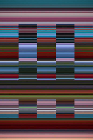 Fernando Velázquez (b. 1970), 'da série Mindscapes, #121', 2020