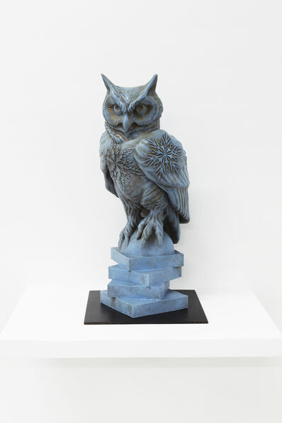 Sandy Skoglund, 'Bronze Owl #3', 2017