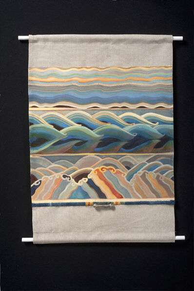 Valerie Hird, 'Sea Icon', 2011