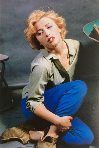 Cindy Sherman, 'Untitled Marilyn (1981)', 1989