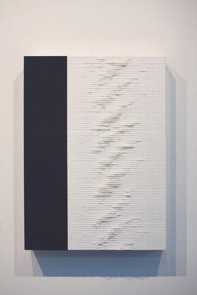 Jeremy Sharma, 'Terra Faktura (grey band)', 2014