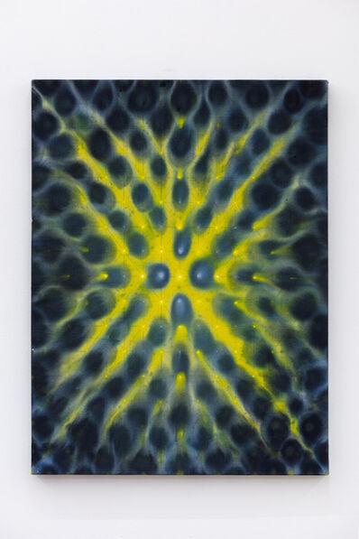 Bhakti Baxter, 'Green Flame Apparition', 2021