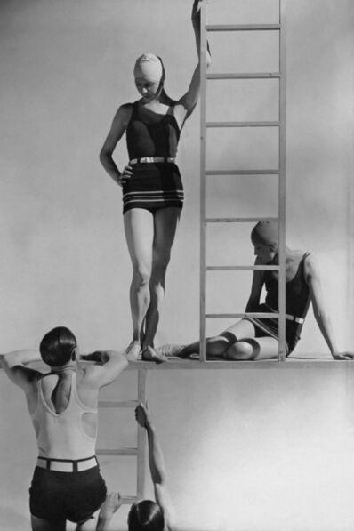 Hoyningen-Huene, 'LeLong Swimwear', 1929