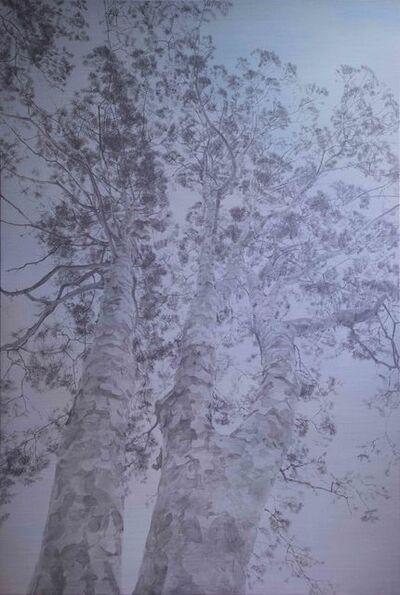 Yansha Zi'an, 'Pine No. 2', 2014