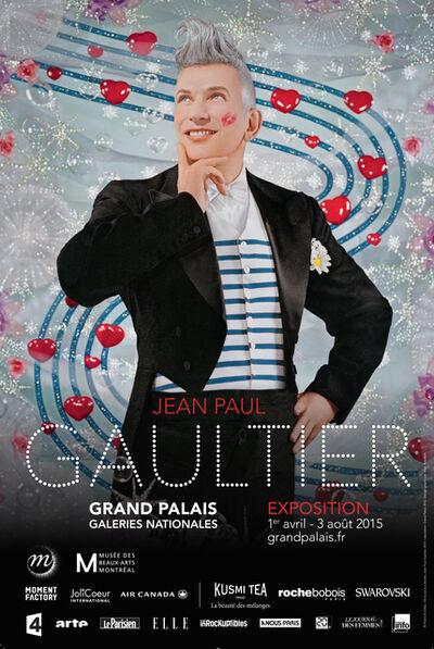 'De la rue aux étoiles (Jean Paul Gaultier)', 2014