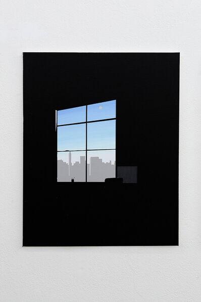 Brian Alfred, 'Studio view', 2018
