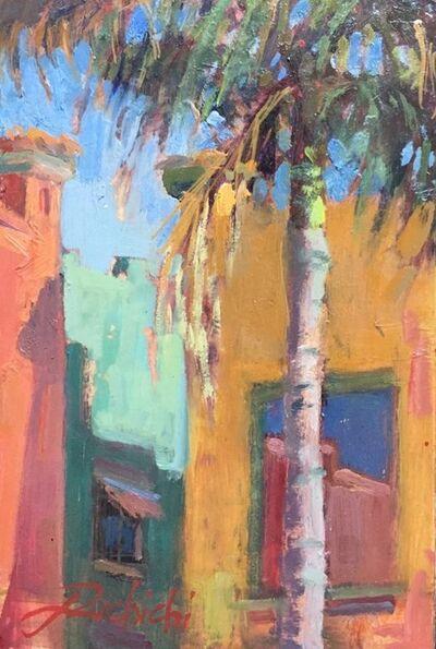 Linda Richichi, 'Palm Colors', 2017