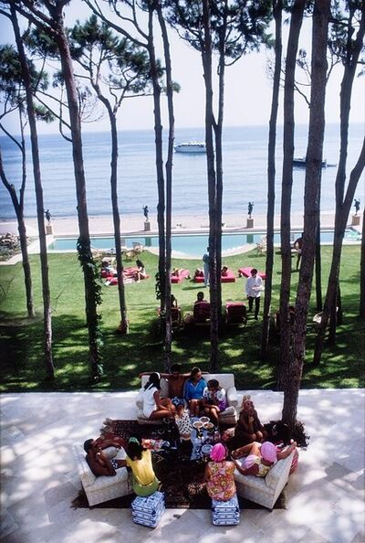 Slim Aarons, 'Marbella House Party', 1967