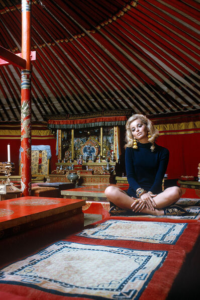 Fred Maroon, 'Outer Mongolia Gandan Monastery in Ulan Bator', 1966-1971