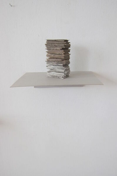 Inge Schmidt, 'Sensibelchen (Schichtung)', 2010-2019
