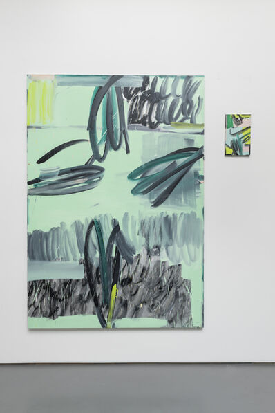 Mary Ramsden, 'How does it look', 2016-2017
