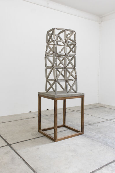 Alejandro Almanza Pereda, 'Castles in the air No. 2', 2018