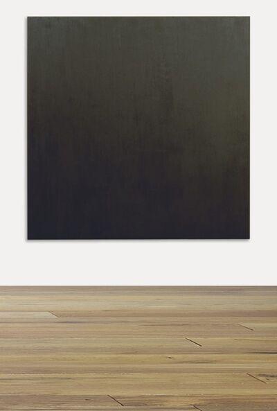 Richard Serra, 'Alameda Black', 1981