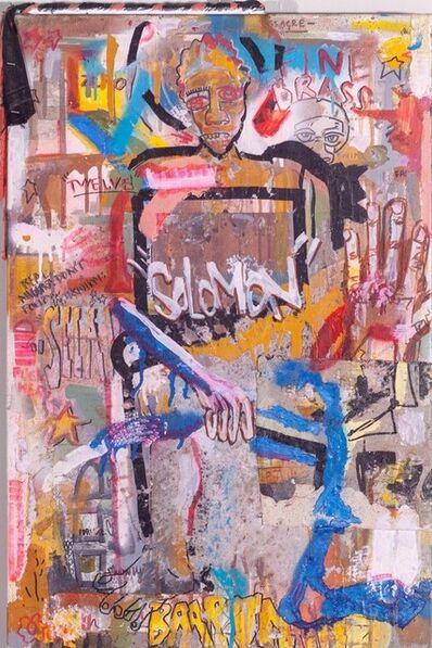 Brandon Porter, 'King Solomon #3 ', 2020