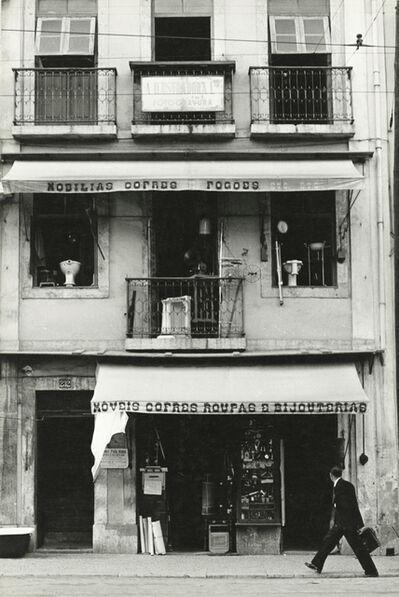 Ormond Gigli, 'Street Scene, Spain', 1952