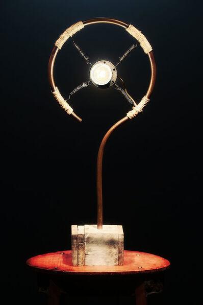 Marco Guglielmi Reimmortal, 'ComPUSter Lamp TYPE A', 2017