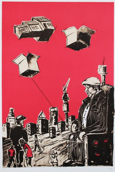 Senzo Shabangu, 'Boxed Belongings', 2015