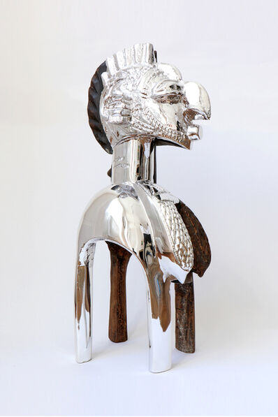 Niyi Olagunju, 'Baby Baga #2', 2021