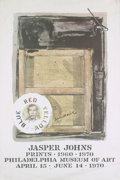 Jasper Johns, 'Souvenir', 1970