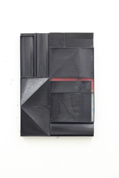 Florian Schmidt, 'Untitled (fault line) 05', 2015