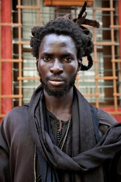 Laylah Amatullah Barrayn, 'Mohammed Faue Sur l'Avenue Ponty', 2015