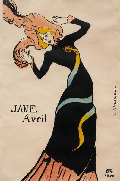 Pierre Bonnard, 'La Revue Blanche', 1894