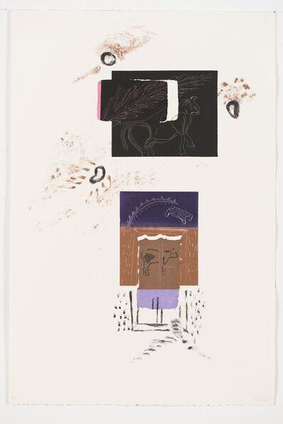 Bilge Friedlaender, 'Gılgamış Series', 1989