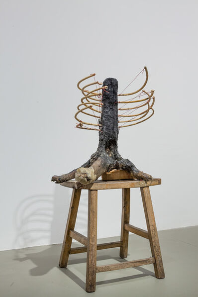 Zai Kuning, 'Sitting on a throne which is not there', 2014