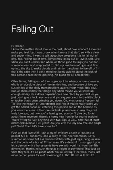 Jayson Musson, 'Falling Out', 2012