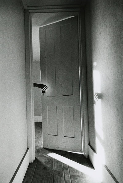 Ralph Gibson, 'Hand through Door, from the Somnambulist', 1969