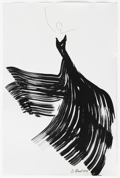 Bettina Mauel, 'The Black Dress 27', 2019