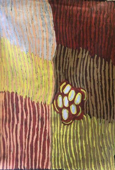 Makinti Napanangka, 'Desert Dreaming', 2009