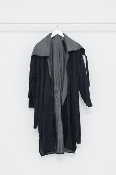 FOS, 'Robe, unisex, black', 2020