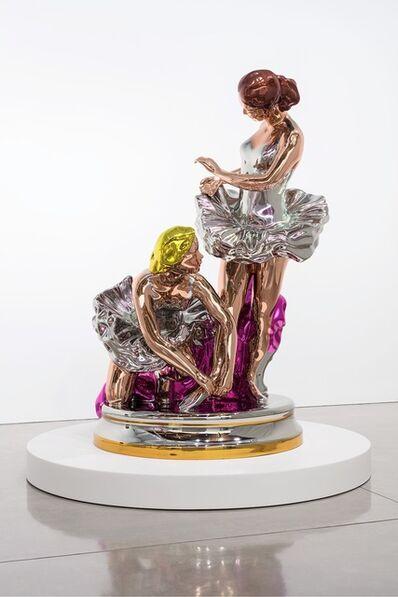 Jeff Koons, 'Ballerinas', 2010-2014