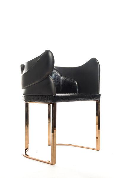 Gulla Jonsdottir, 'Cuff Chair'