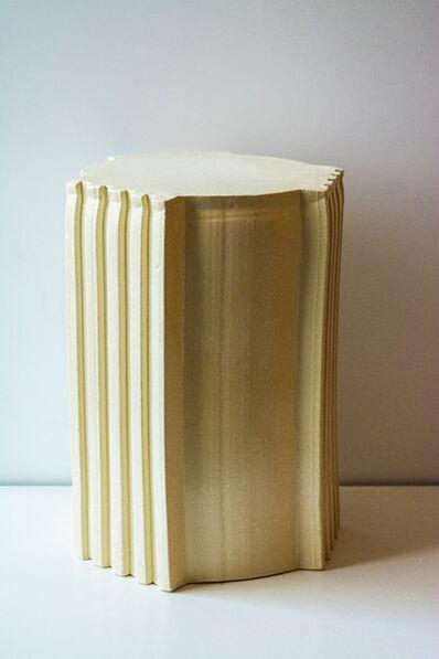Floris Wubben, 'Stool - Cream', 2020