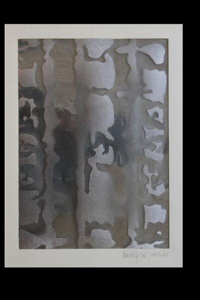 Nanda Vigo, 'Immagine luce per Cronotopia', 1967