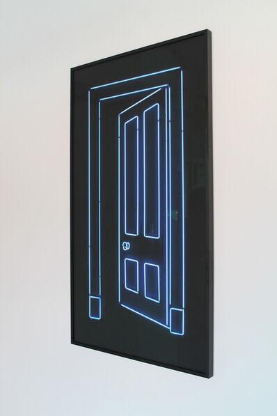 Gavin Turk, 'Blue Door', 2012