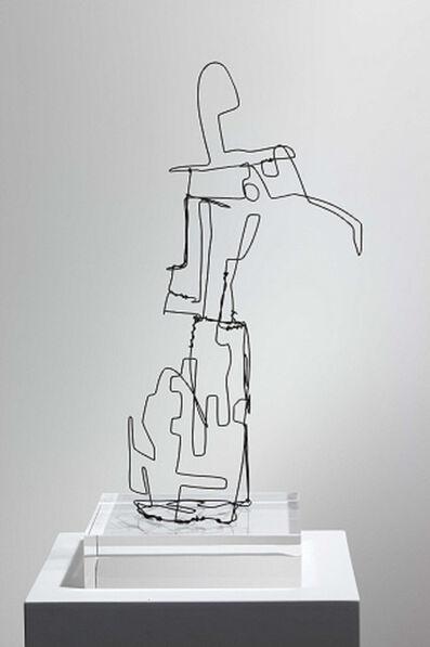 Germán Cueto, 'Personaje II', 1941