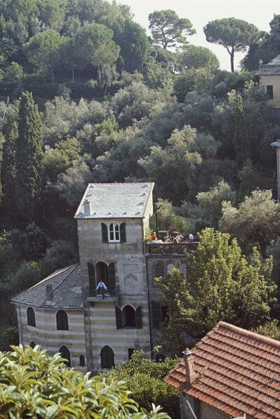 Slim Aarons, 'Portofino, Italy', 1985