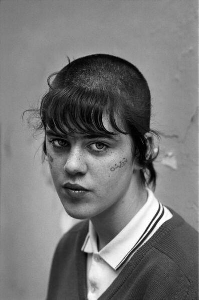 Derek Ridgers, 'Babs, Soho, London', 1987