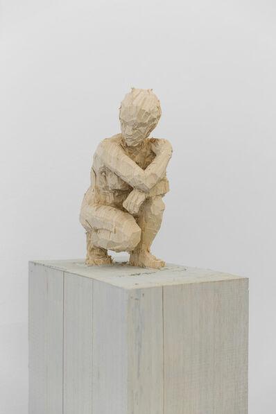 Stephan Balkenhol, 'Aphrodite Bronzetto', 2016