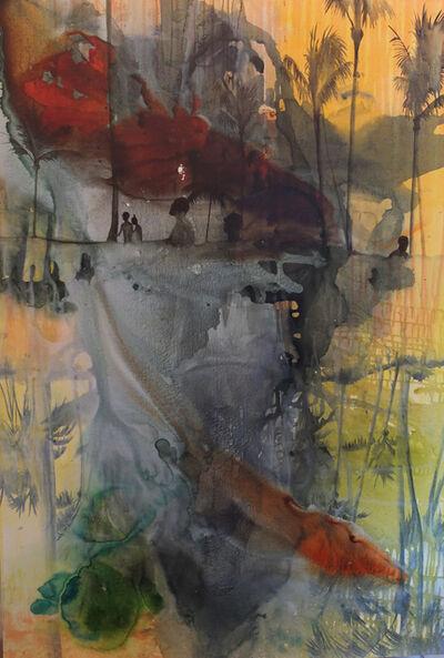 Leslie Amine, 'Turnaround', 2019