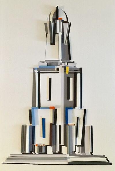Fabian Tanferna, 'Tower 1', 2016