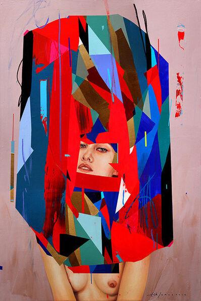 "Erik Jones, '""Shell: Pink Ground""', 2014"