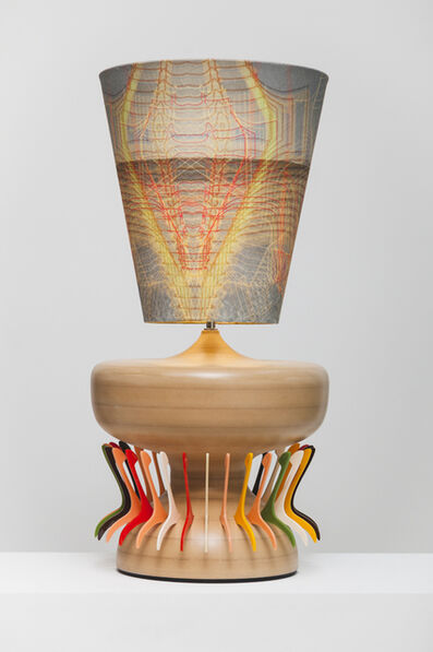 Jorge Pardo, 'Table Lamp 'Shape 2'', 2016