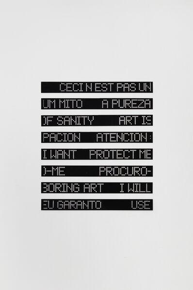 Fabio Morais, 'Loop #1', 2020