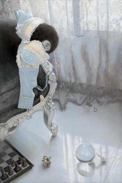YU SHENG-RUEI 余昇叡, 'Collection Illuminating No.8  Emancipate Binding   發光研究No.8 解放束縛', 2016