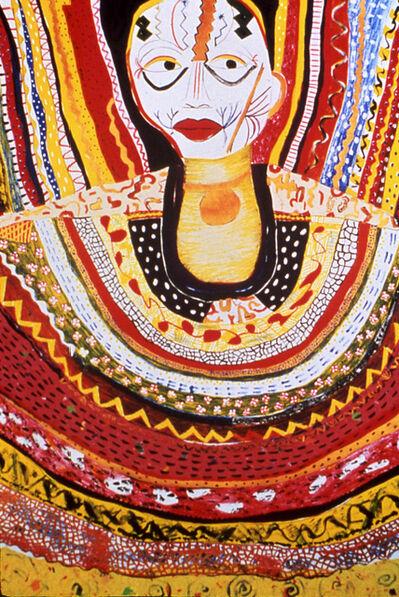 Pacita Abad, 'African Mephisto', 1991