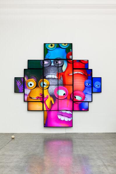 Tabor Robak, 'A*', 2014